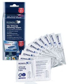 RONOL Screen Cleaning Wipes TFT/LCD