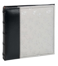 Victoria Collection Flower-5 200 MS Album Silver