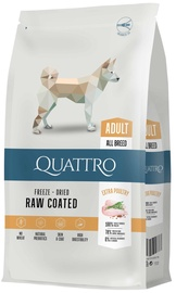 Quattro Adult All Breed With Poultry 12kg