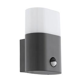 Tvirtinamasis šviestuvas su judesio davikliu Eglo Favria 97316, 1 x 11 W, LED