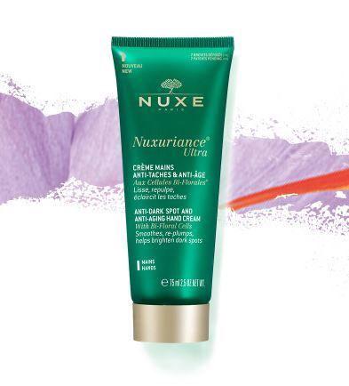 Крем для рук Nuxe Nuxuriance Ultra Anti Dark Spot & Anti Aging, 75 мл