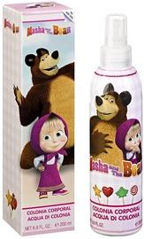 Air Val International Masha And The Bear Body Fragrance 200ml