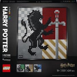 Конструктор LEGO Harry Potter™ Hogwarts™ Crests 31201, 4249 шт.
