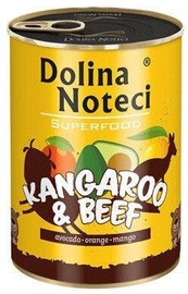 Dolina Noteci Superfood Kangaroo & Beef 400g