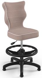 Entelo Petit Black HC+F Size 4 Children Chair JS08 Black/Beige