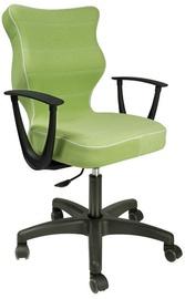 Vaikiška kėdė Entelo VS05, juoda