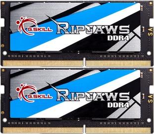 G.SKILL RipJaws 16GB 3200MHz CL18 DDR4 SODIMM KIT OF 2 F4-3200C18D-16GRS