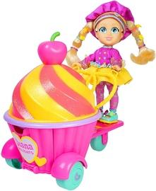 Кукла Love Diana Cupcake Cart