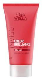 Wella Professionals Invigo Color Brilliance Vibrant Color Mask 30ml Coarse Hair