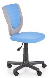 Детский стул Halmar Toby Blue/Grey, 440x520x780 мм