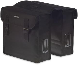 Basil Mara Double Bike Bag Black