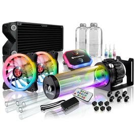 Raijintek Phorcys Pro CA240 RGB Water Cooling Kit 240mm
