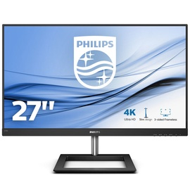"Monitorius Philips E-Line 278E1A, 27"", 4 ms"