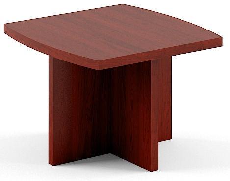 Kafijas galdiņš Skyland B 131, valriekstu, 700x700x500 mm