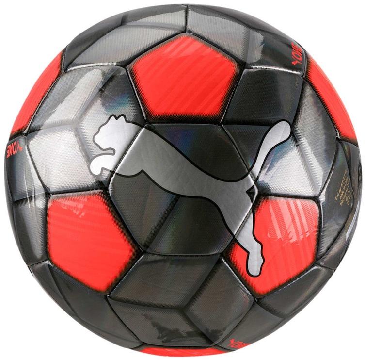 Puma One Strap Football 083272 01 Black Size 4
