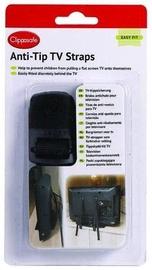 Clippasafe Anti-Tip TV Straps CL 920