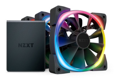 NZXT Fan Aer RGB 2 Starter Kit 120mm Triple Starter