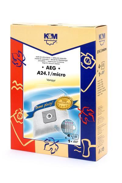 Мешок для пыли K&M A24.1 Mikro, 5 шт.
