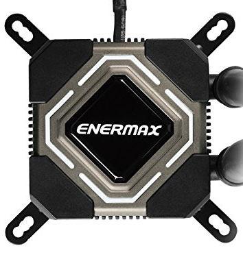 Enermax LiqMax II 120S Universal CPU Liquid Cooler ELC-LMR120S-BS