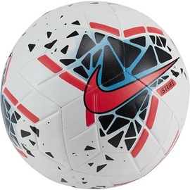 Nike Strike Soccer Ball FA19 SC3639 106 White Black Red Size 5