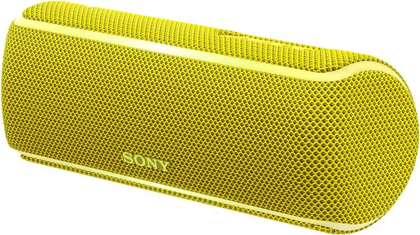 Belaidė kolonėlė Sony SRS-XB21 Yellow
