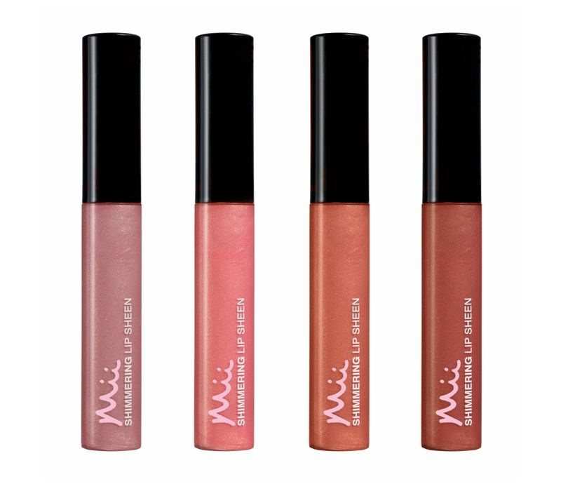 Mii Shimmering Lip Sheen 9ml 03
