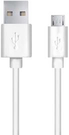 Esperanza Cable USB to USB-micro White 2m