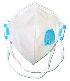 Sulankstomas respiratorius, su vožtuvu VIC822V FFP2