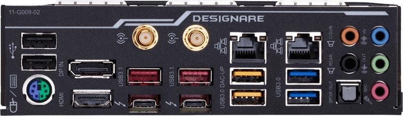 Gigabyte Z390 Designare