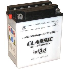 Аккумулятор IntAct CB12A-A, 12 В, 12 Ач, 120 а