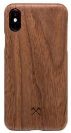 Woodcessories Slim Back Case For Apple iPhone 11 Pro Max Walnut