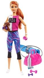 Mattel Barbie Wellness Fitness Doll GJG57