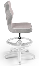 Entelo Petit HC+F Size 4 Children Chair CR08 White/Pink