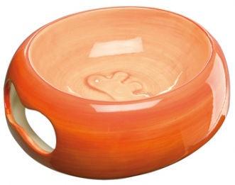 Ferplast Feeding Bowl Comet Orange Large