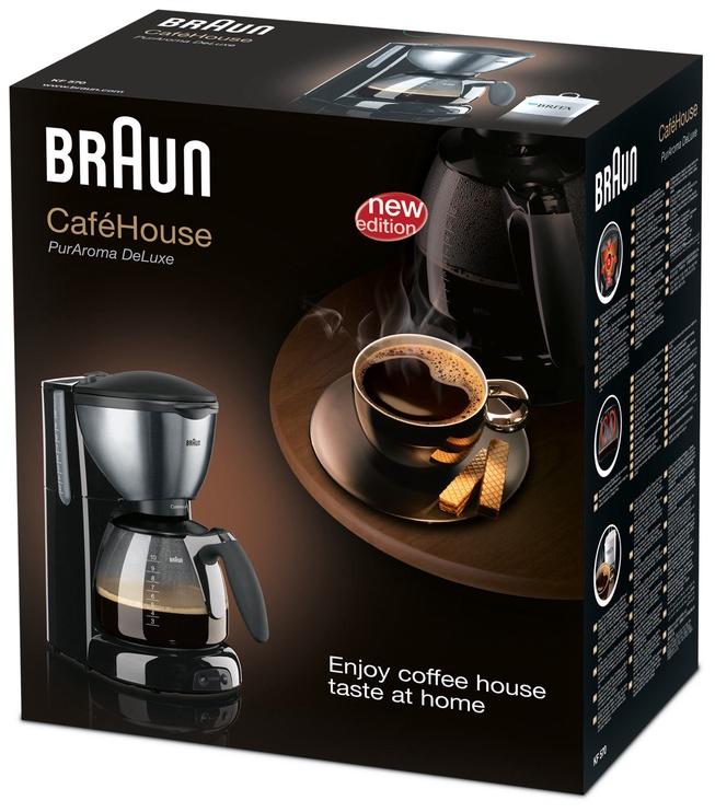 Braun KF570 AromaDeluxe