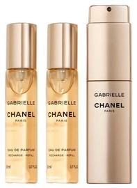 Набор для женщин Chanel Gabrielle 3pcs Set 60ml EDP