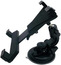 Держатель для планшета Techly Car Windscreen Mount Holder For Tablet 7''-10.1'' Black