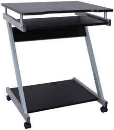 Songmics Computer Desk Black 60x48x73cm