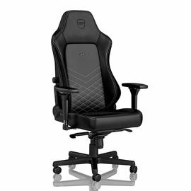 Игровое кресло Noblechairs Hero Black/Platinum White