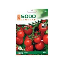 Ēdamo tomātu sēklas Sodo Centras Vilma, 0.1 g