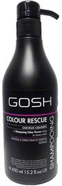 Šampūns Gosh Colour Rescue, 450 ml