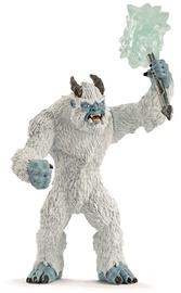 Schleich Eldrador Ice Monster With Weapon 42448