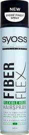 Syoss Fiber Flex Flexible Hold Hairspray 300ml