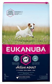 Eukanuba Adult Small Breed Chicken 3kg