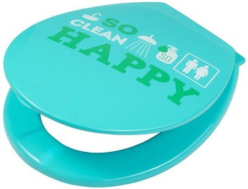 Karo-Plast Toilet Seat UNI Happy