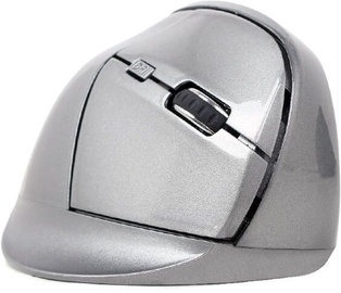 Kompiuterio pelė Gembird MUSW-ERGO-02 Space Grey, bevielė, optinė