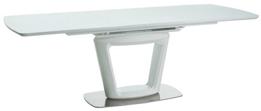 Signal Meble Claudio II Table 160-220cm White