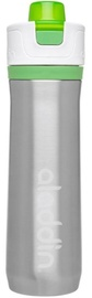 Aladdin Active Hydration Thermos Bottle 0.6l Green