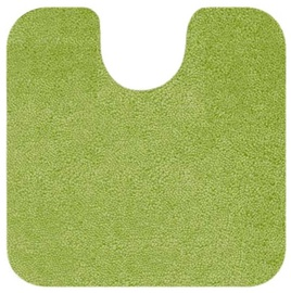 Spirella Highland Toilet Rug Green
