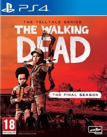 Walking Dead The Final Season - The Telltale Series PS4
